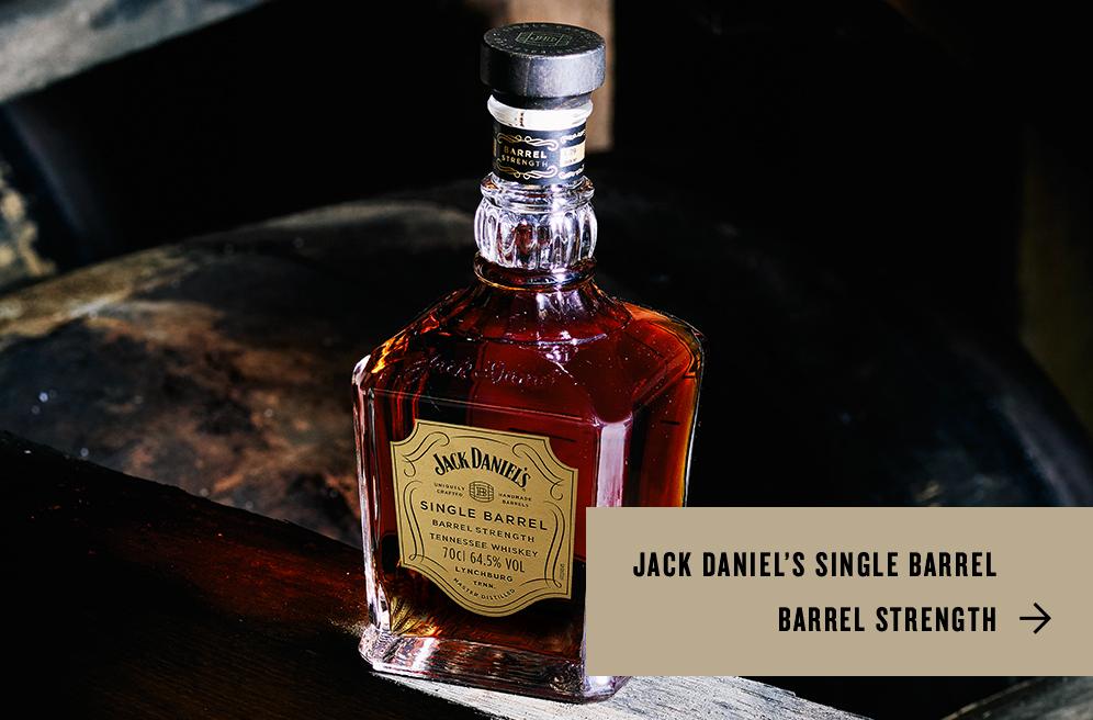 Jack Daniel's Single Barrel - Barrel Strength