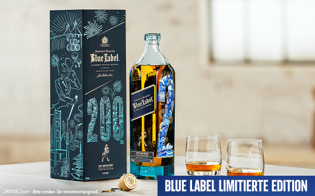 Johnnie Walker Blue Label Limitierte Edition