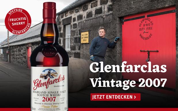 Glenfarclas Vintage 2007