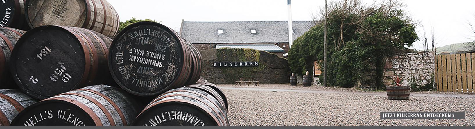 Glengyle Distillerie