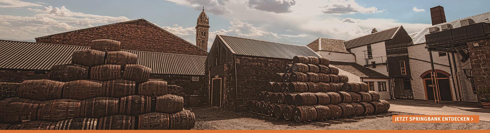 Springbank Distillerie