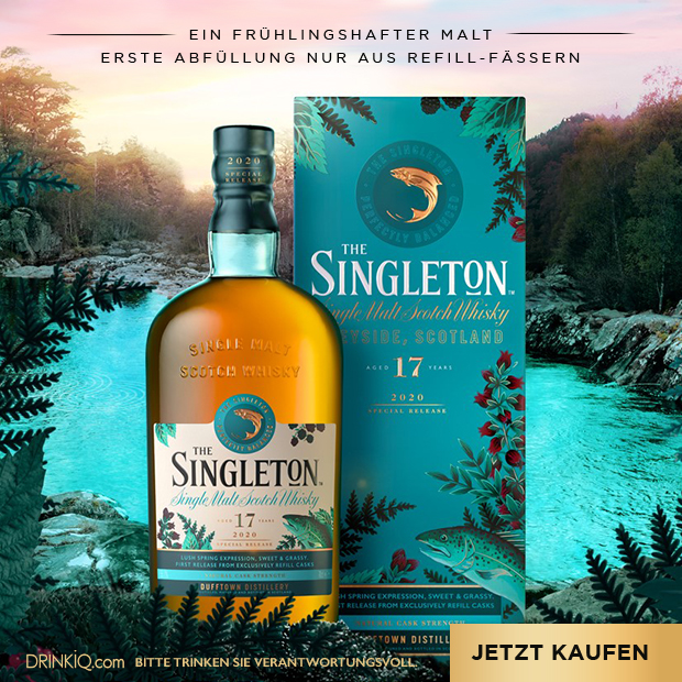 The Singleton of Dufftown 17 Jahre