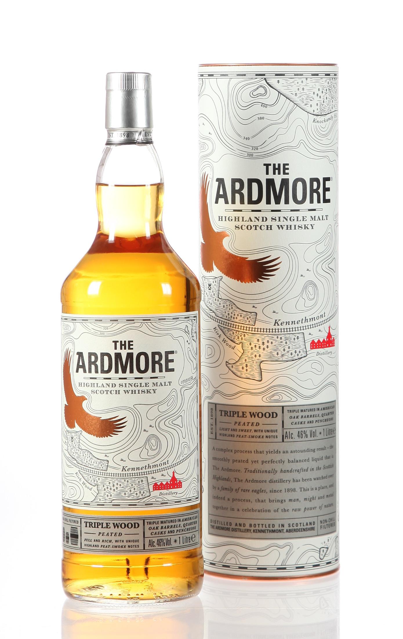 Ardmore Triple Wood