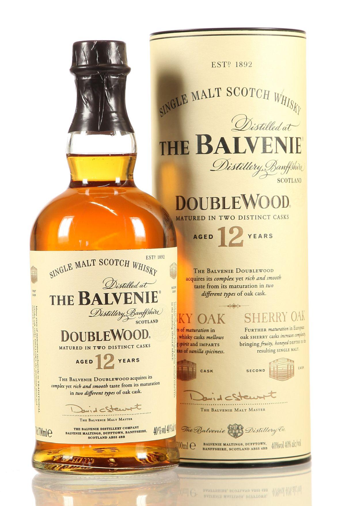 Balvenie Double Wood
