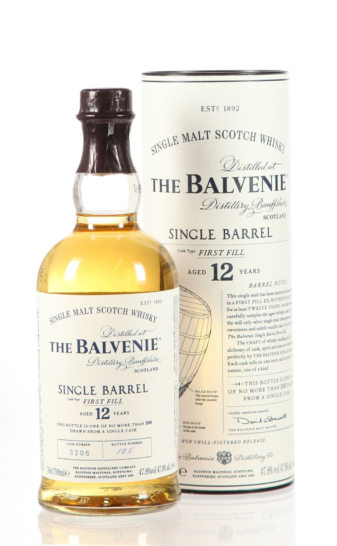 Balvenie Single Barrel First Fill