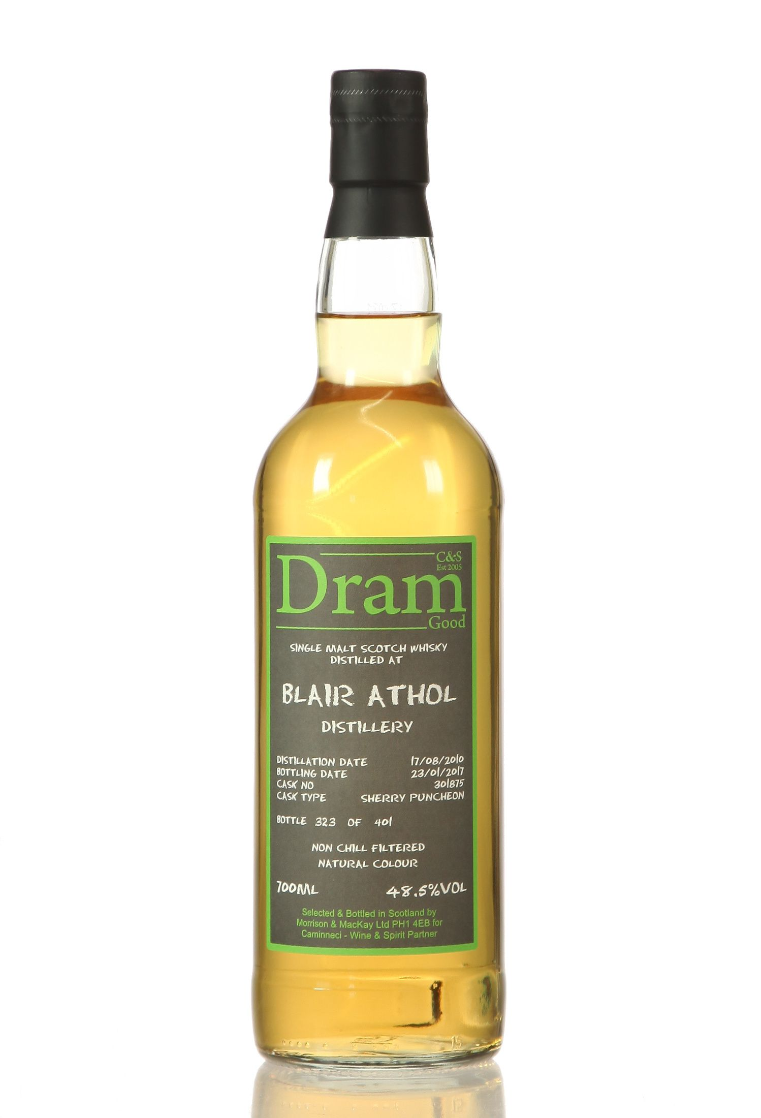 Blair Athol Dram Good