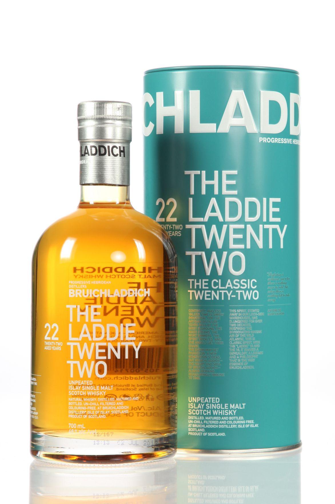 Bruichladdich The Laddie Twenty Two