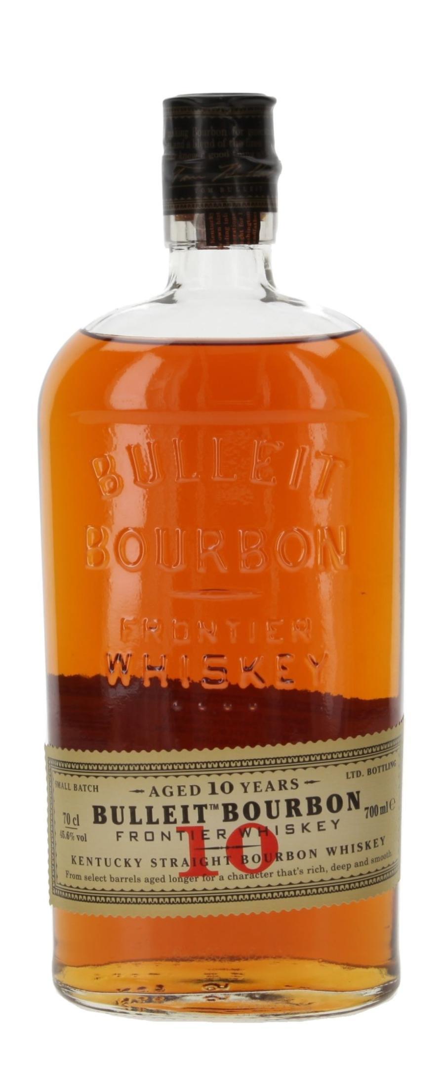 Bulleit Bourbon inkl. gratis Karaffe Pisa, 100 ml