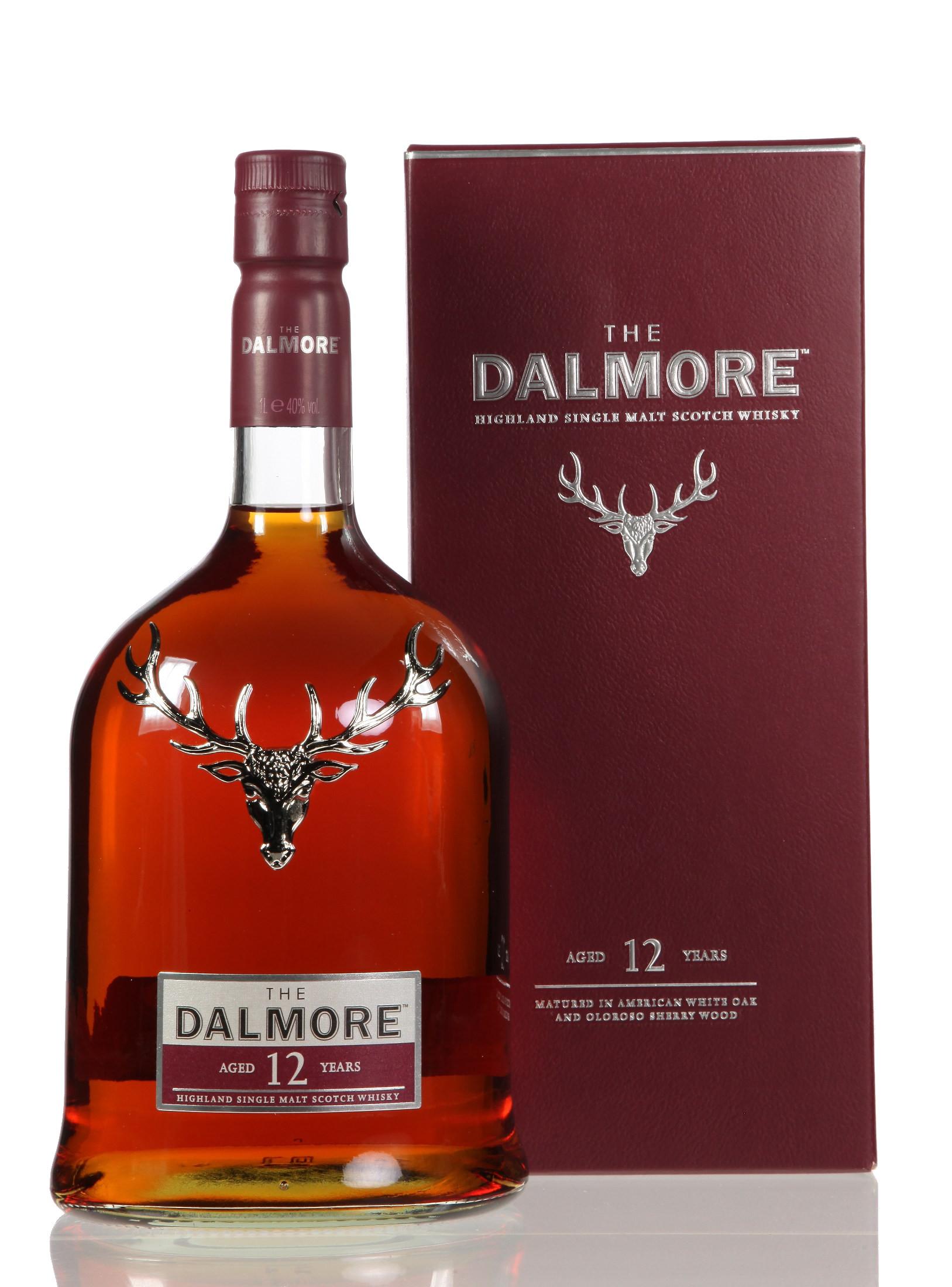 Dalmore The Twelve - 1 Liter