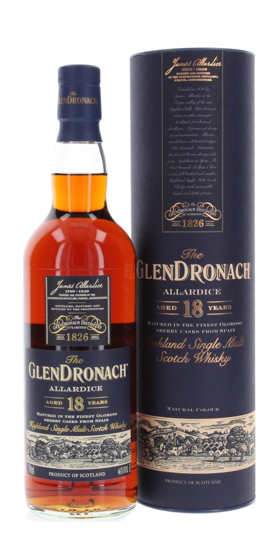 Glendronach Allardice