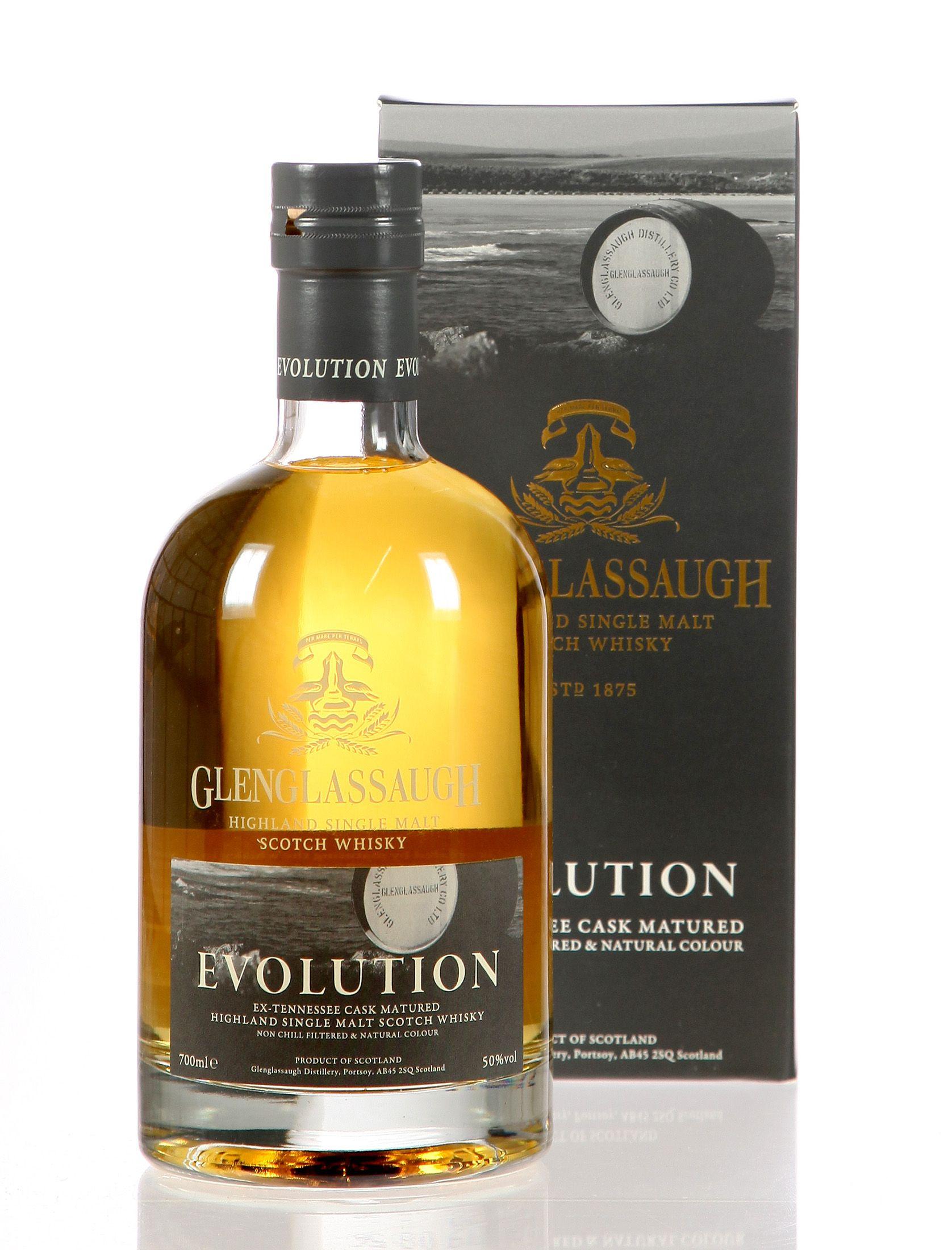 Glenglassaugh Evolution