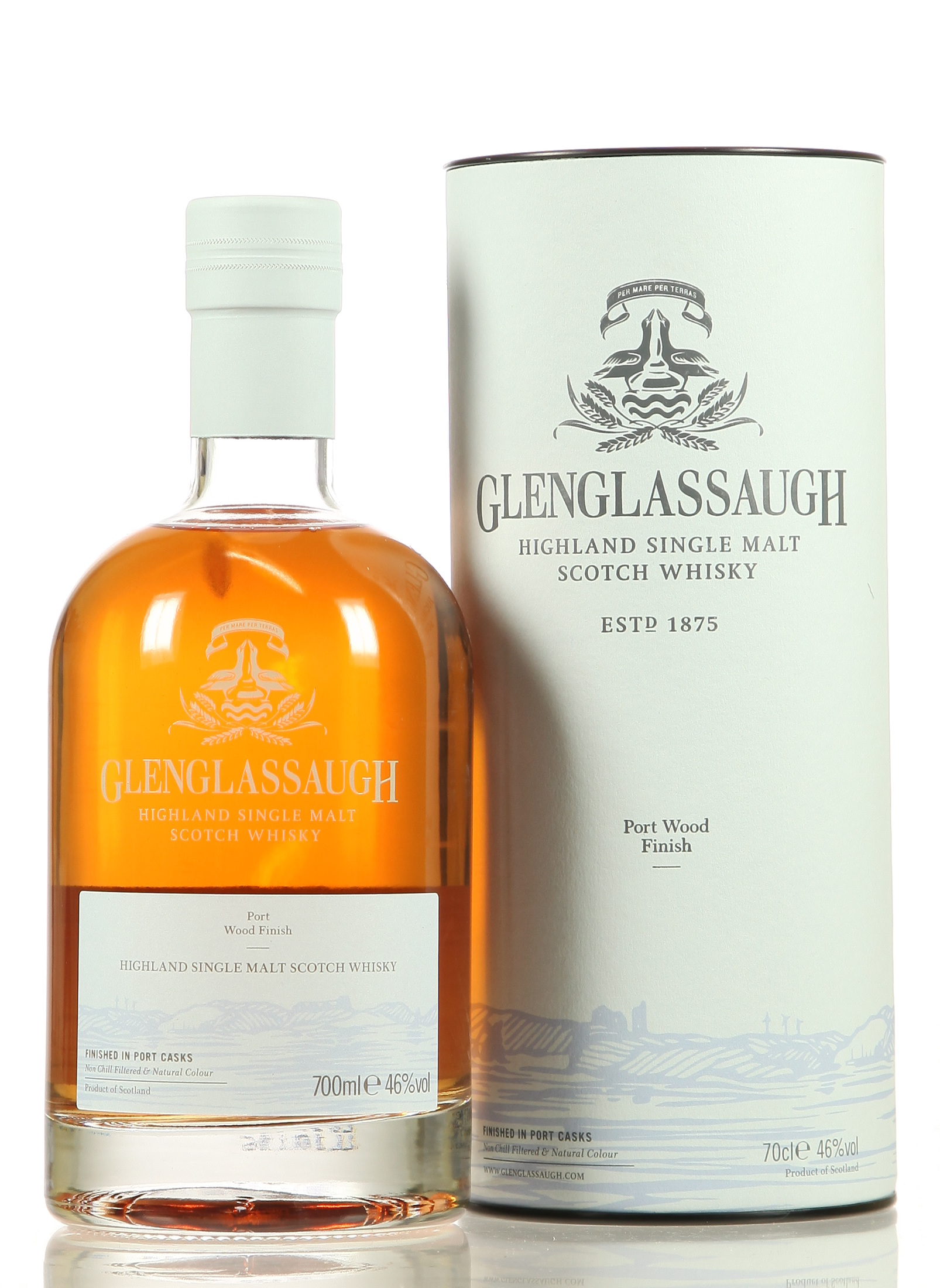 Glenglassaugh Port Finish