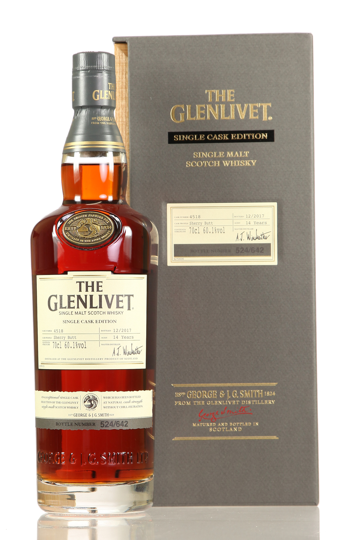 Glenlivet Single Cask Sherry