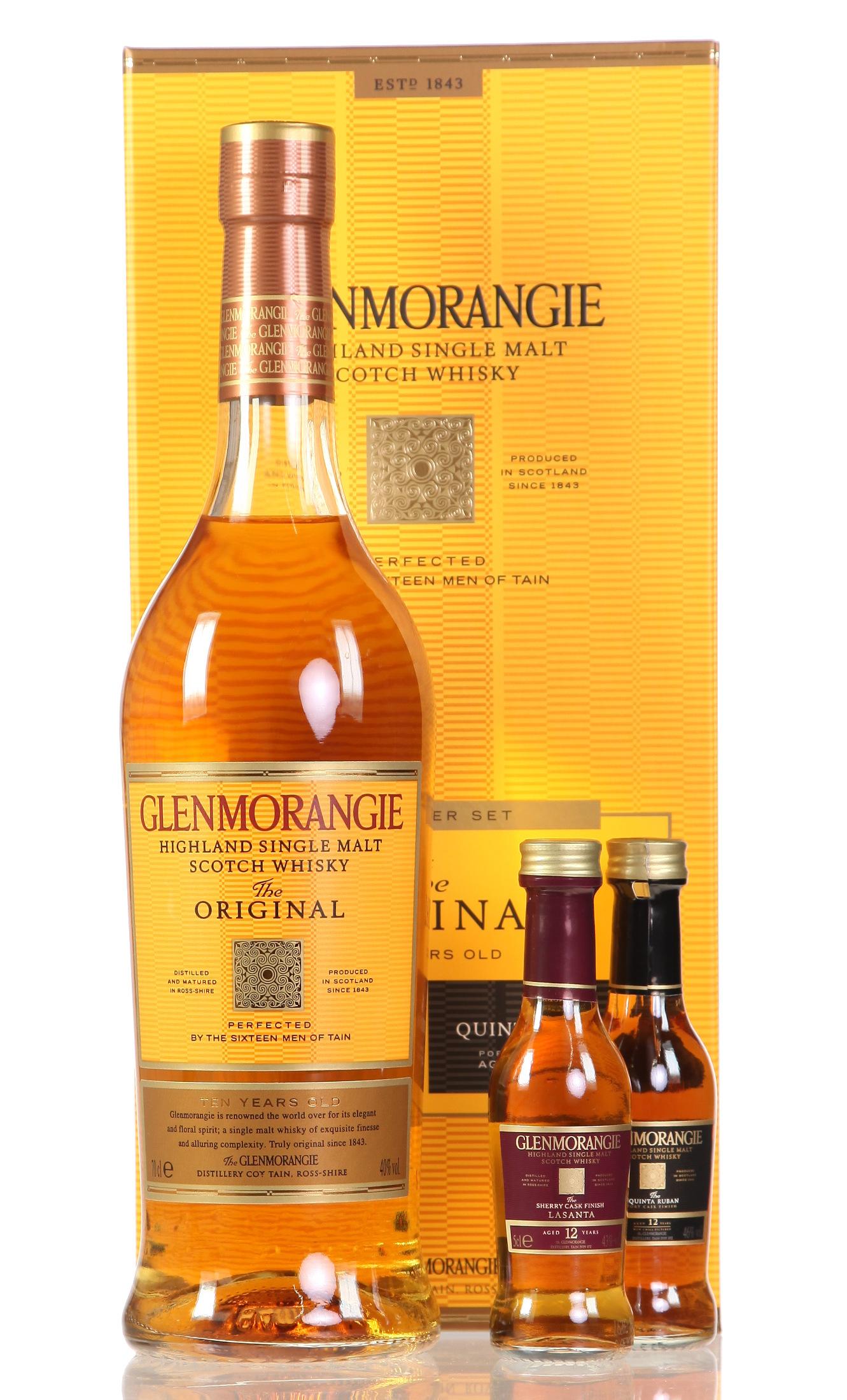 Glenmorangie Original Pioneer Pack