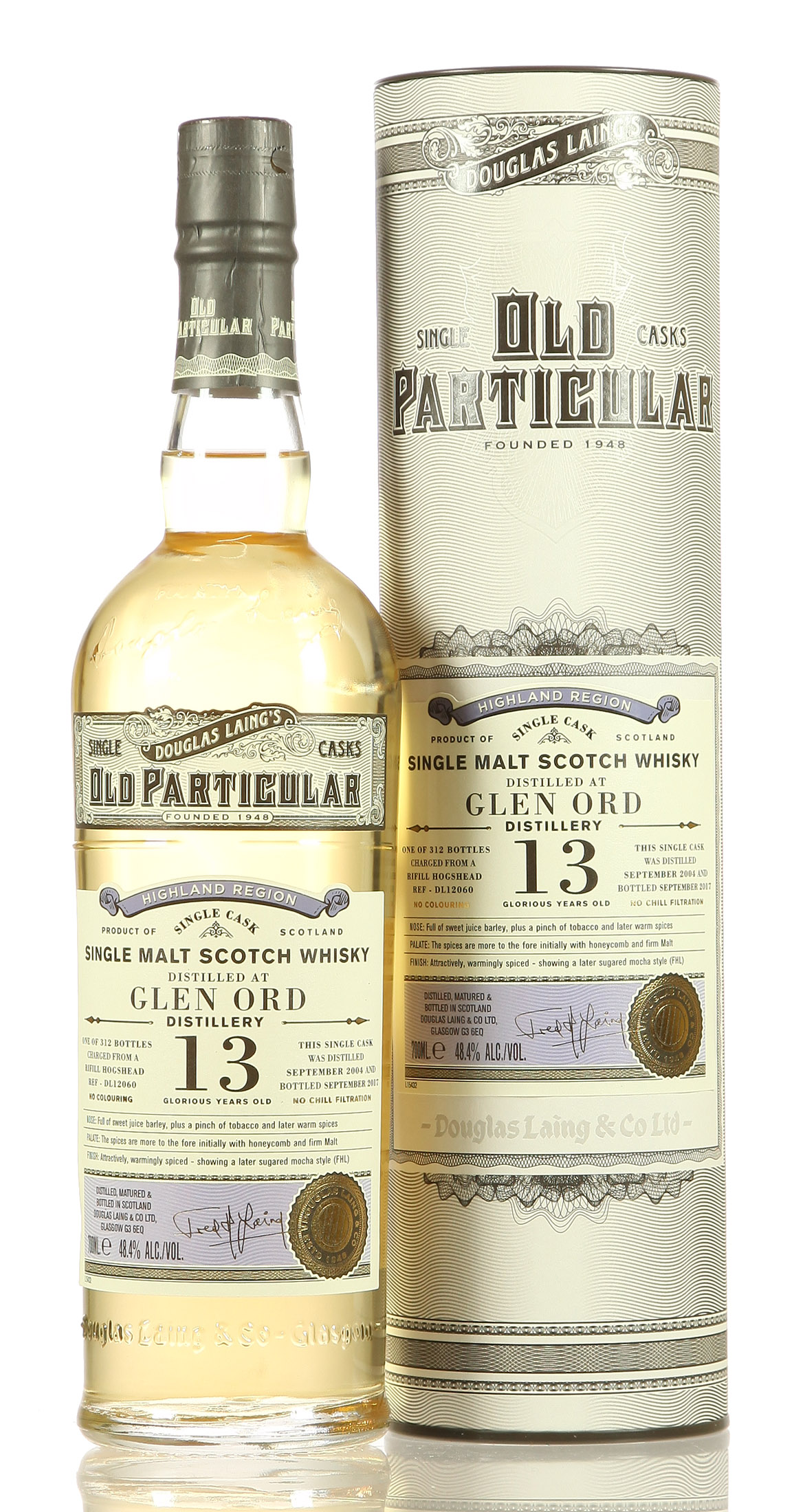 Glen Ord Old Particular