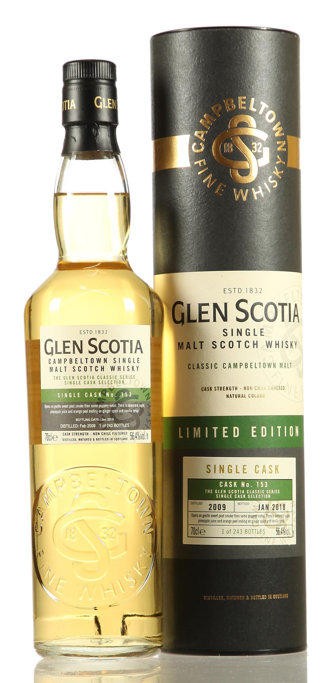 Glen Scotia Single Cask