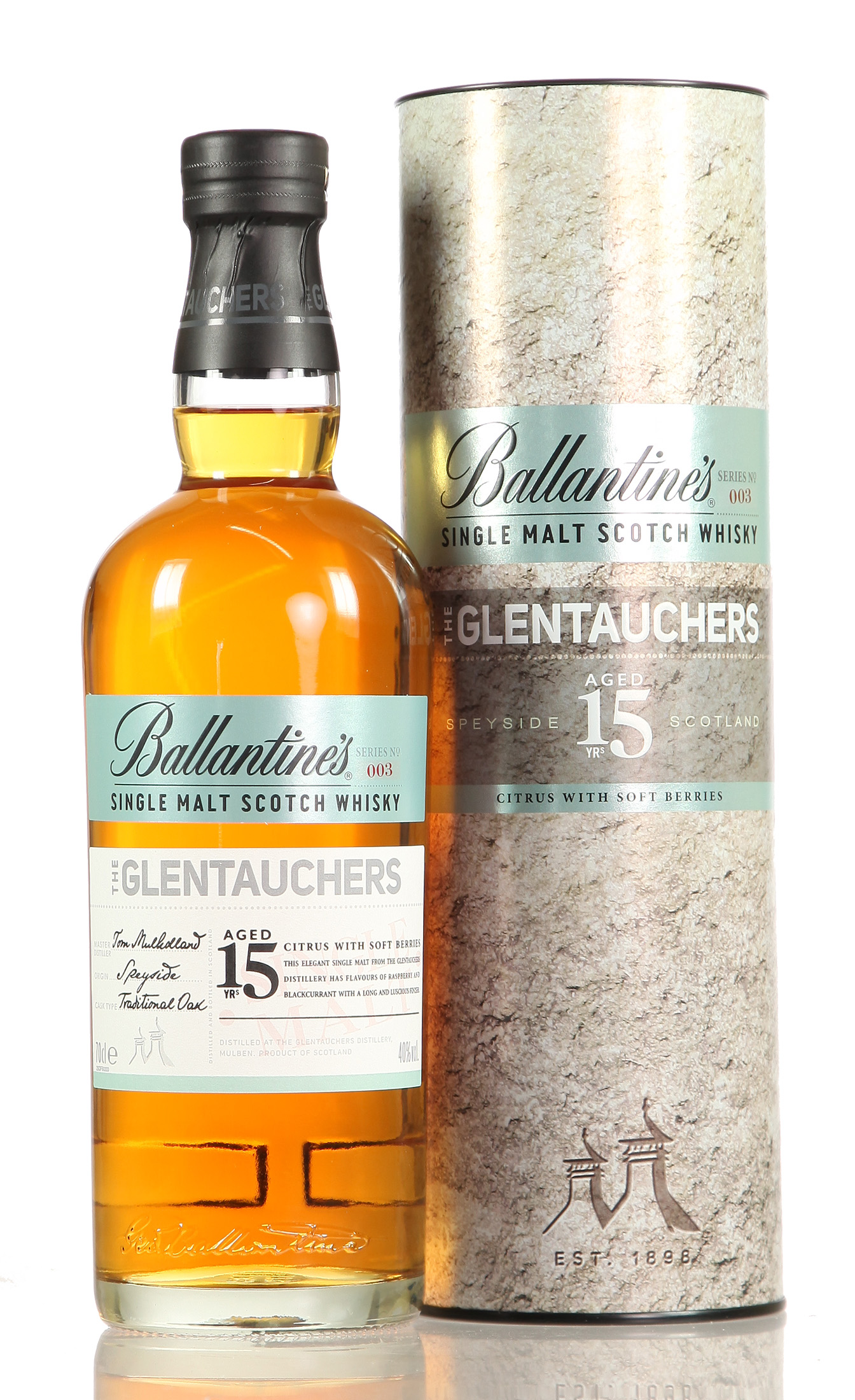 Glentauchers The Ballantine's