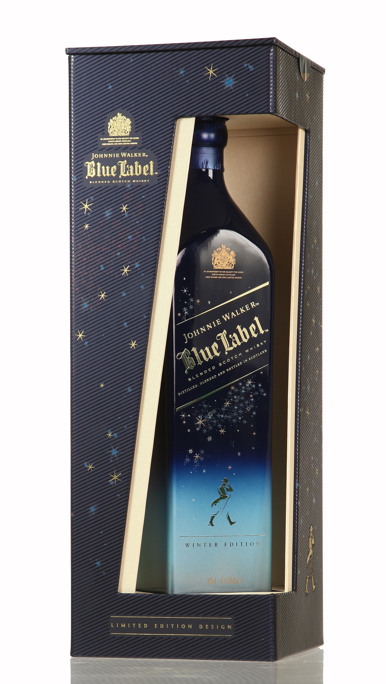 Johnnie Walker Blue Label Winter-Edition