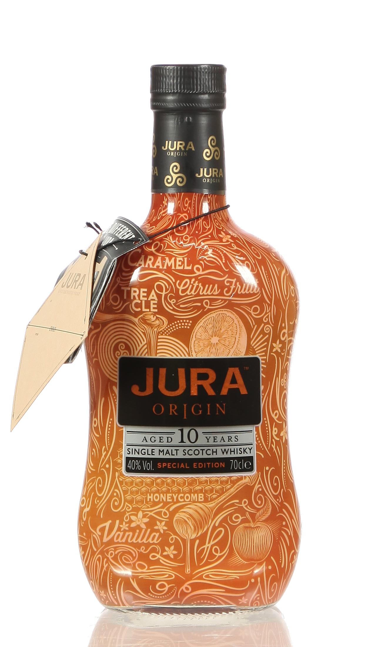 Jura Tattoo Bottle