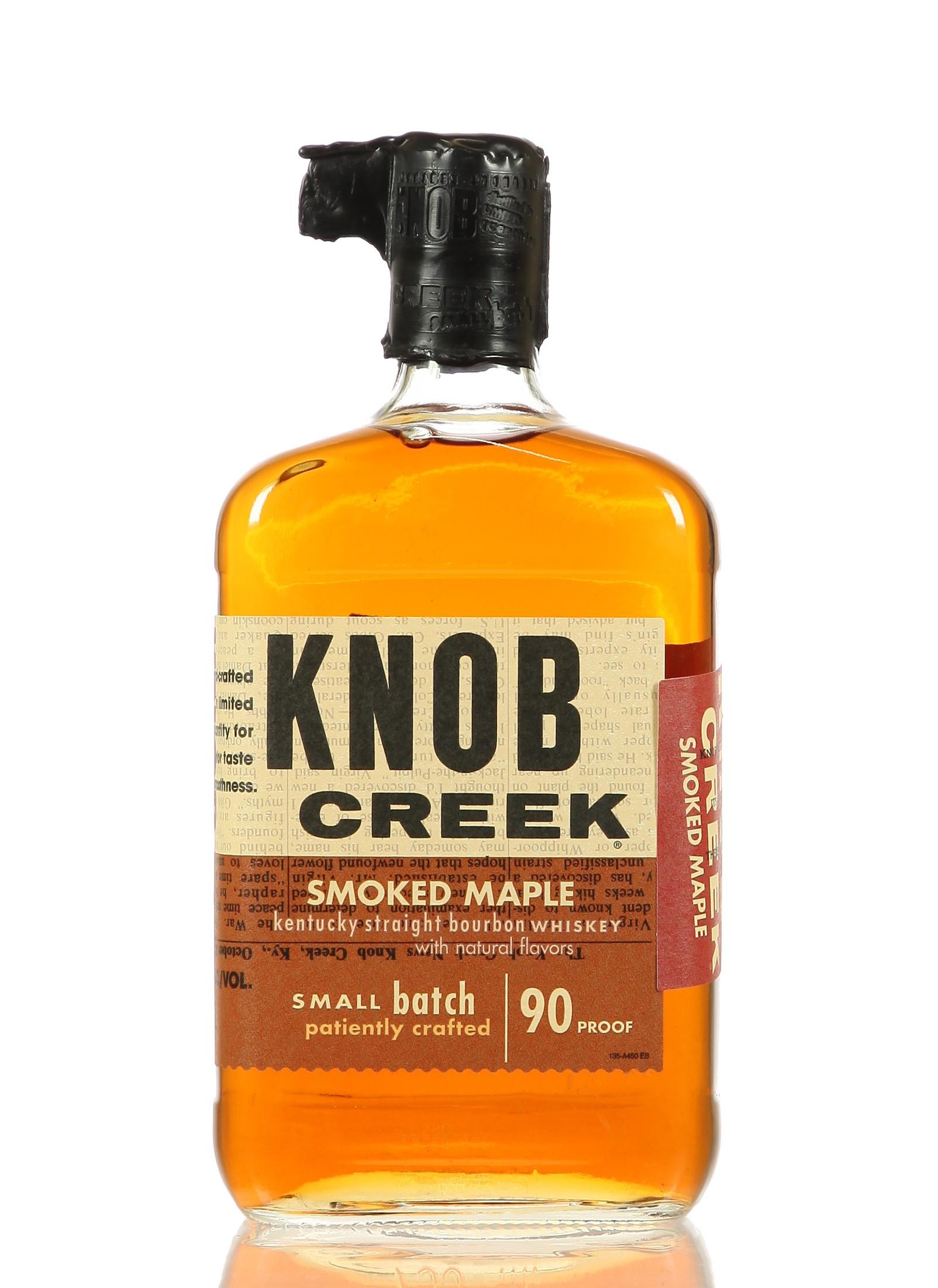 Knob Creek Smoked Maple | Whisky.de