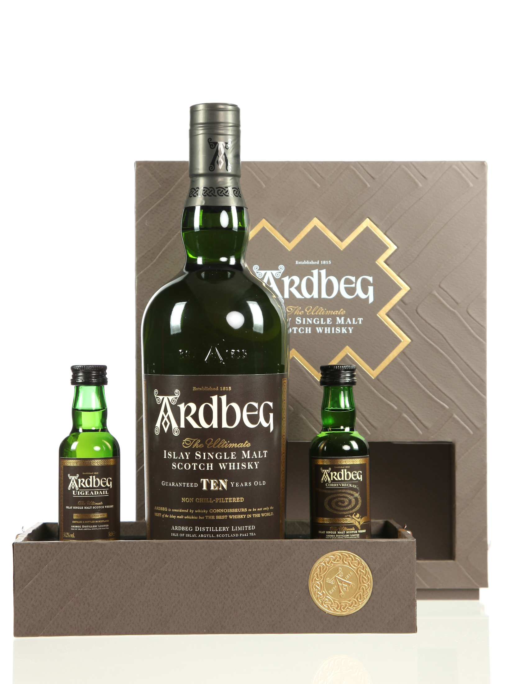 Ardbeg Live Event Set, klein