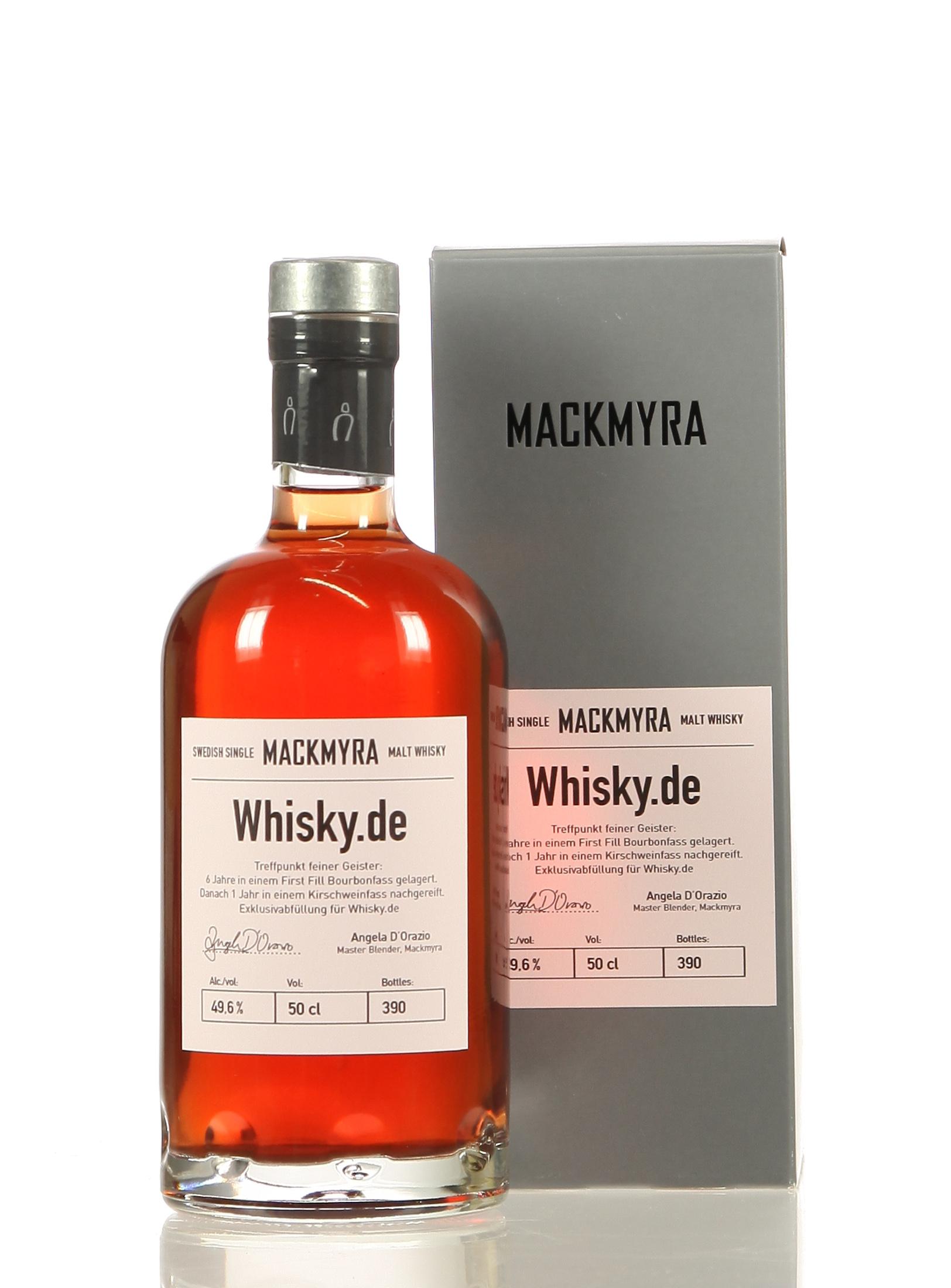 Mackmyra Whisky.de (Schweden)