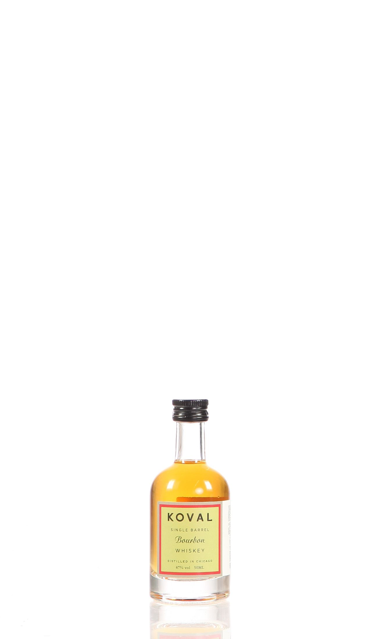 Miniatur Koval Bourbon (USA)