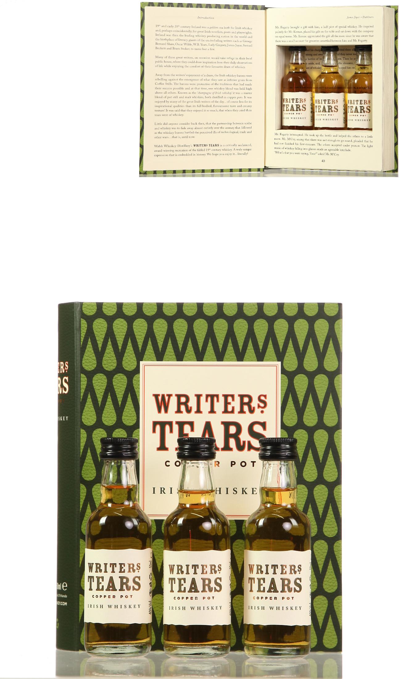 Miniatursortiment Writers Tears (Irland)