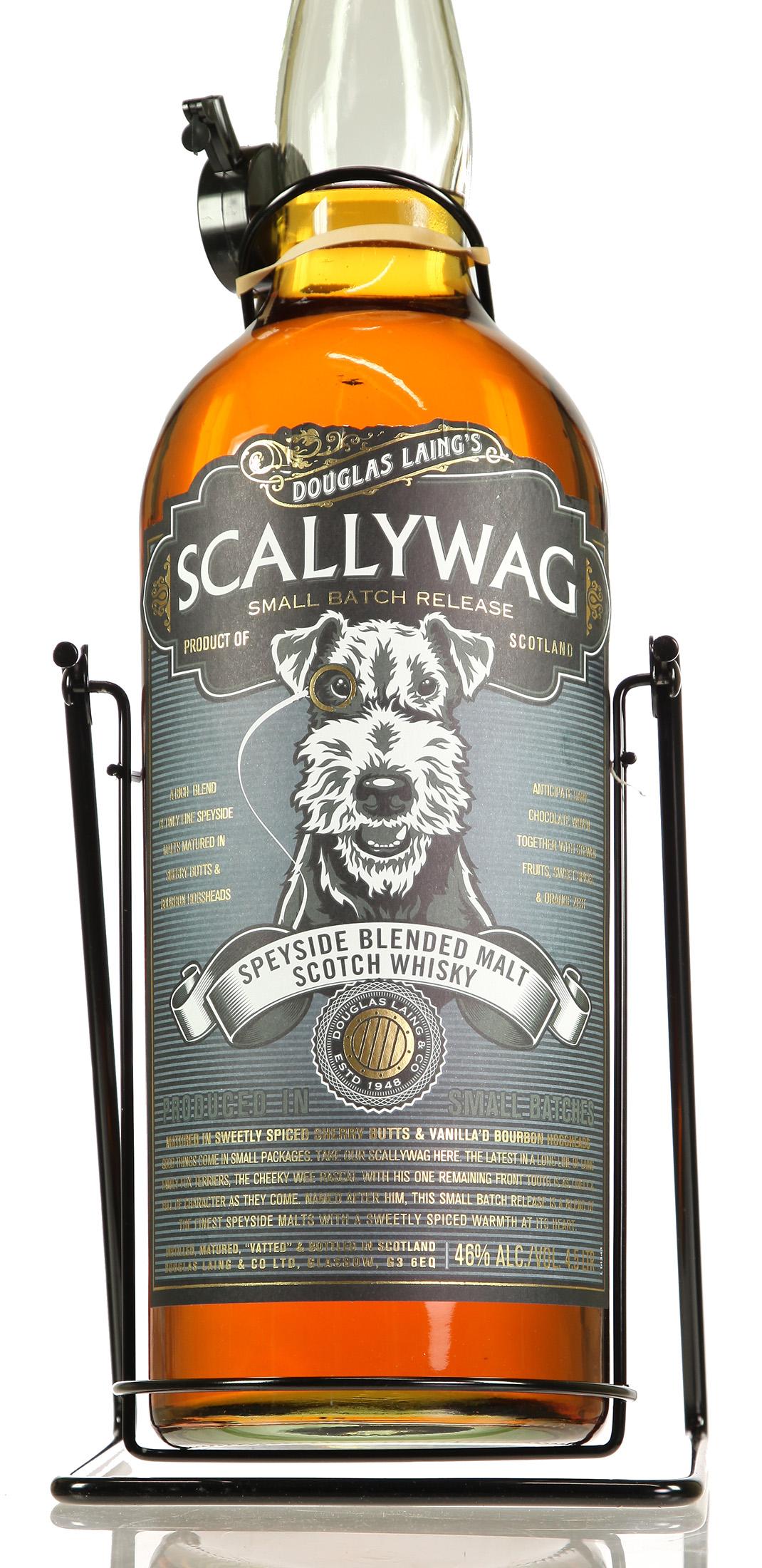 Scallywag 4,5 Liter