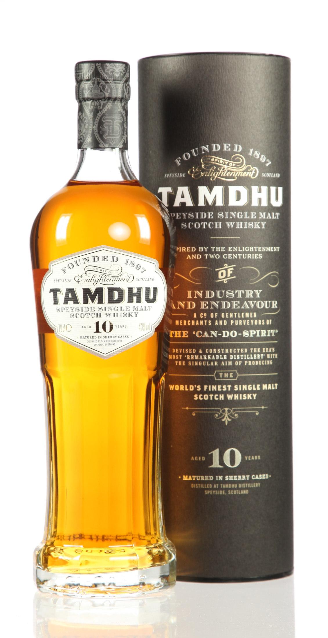 Tamdhu Sherry Cask