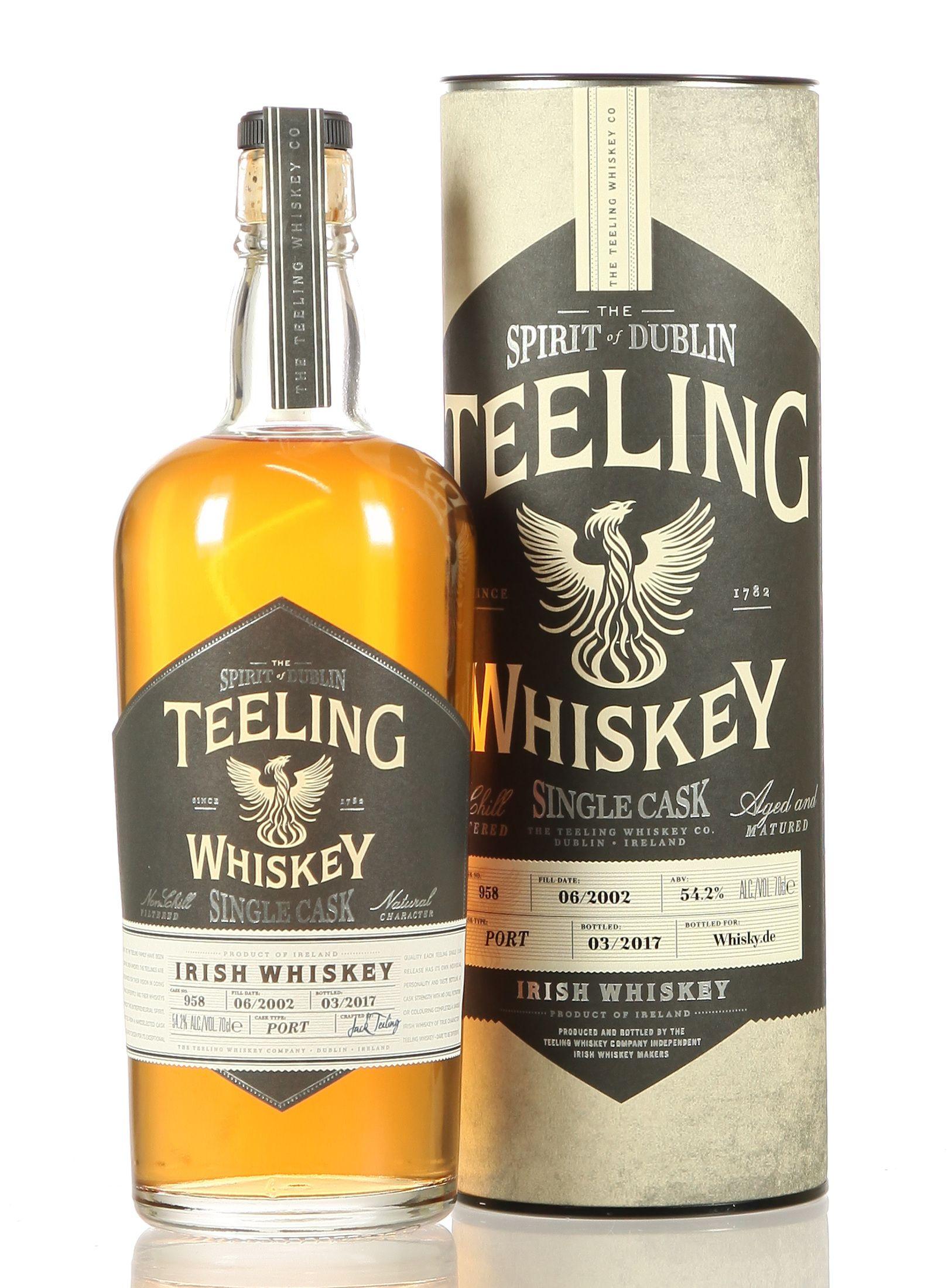 Teeling Single Port Cask Whisky.de