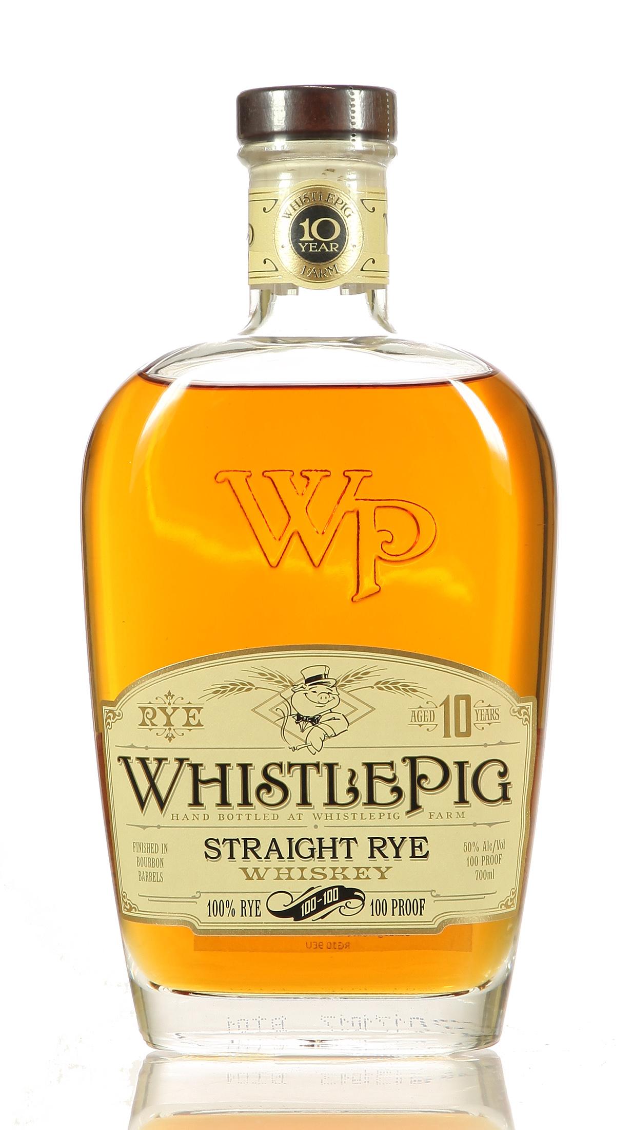 Whistlepig Rye