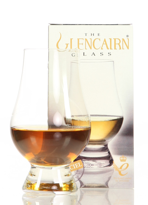 The Blenders Malt Glas Glencairn, einzeln