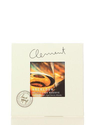Whisky-Schokolade mit Aberlour