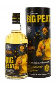 Big Peat Cask Strength Halloween Edition