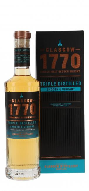 1770 Glasgow Triple Distilled