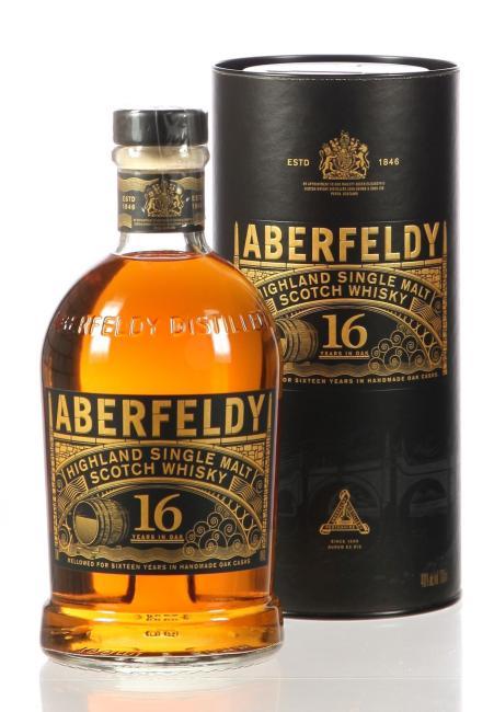 Aberfeldy inkl. gratis Wasser Dewar's 95 ml