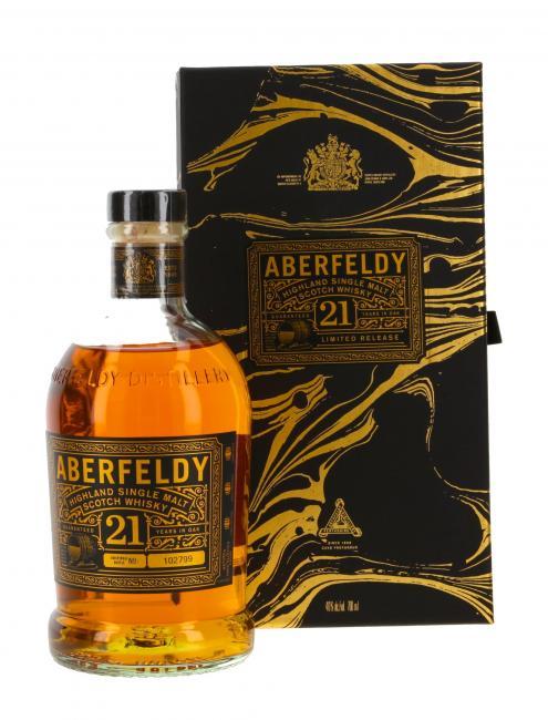 Aberfeldy orange GP 21 Jahre