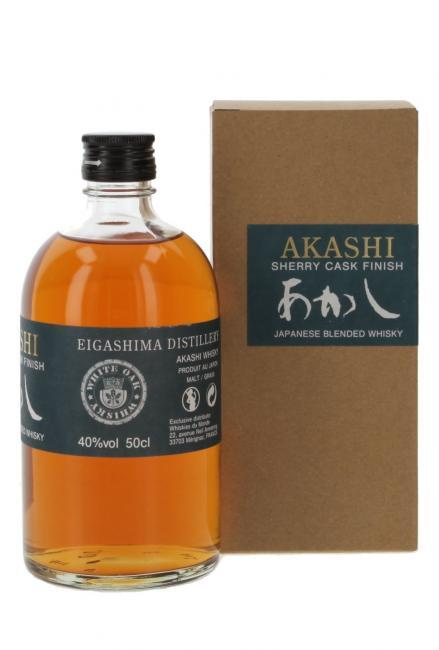 Akashi Sherry Cask