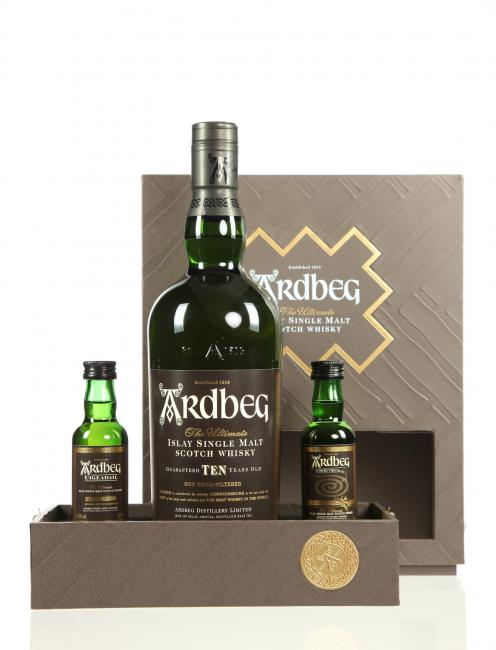 Ardbeg TEN Exploration Pack