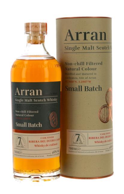 Arran Ribera del Duero 'Whisky.de exklusiv'
