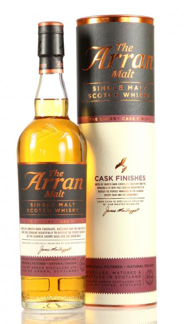 Arran Sherry Cask Finish