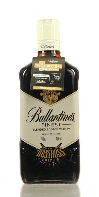 Ballantine's Finest BossHoss Edition