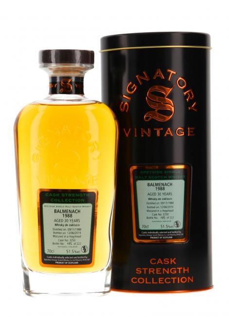 Balmenach 'Whisky.de exklusiv'