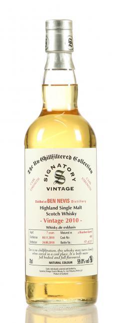 Ben Nevis 'Whisky.de exklusiv'