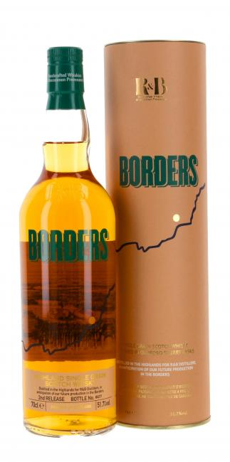 Borders 2nd Release