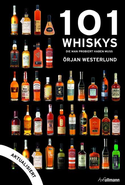 Örjan Westerlund, 101 Whiskys die man probiert haben muss
