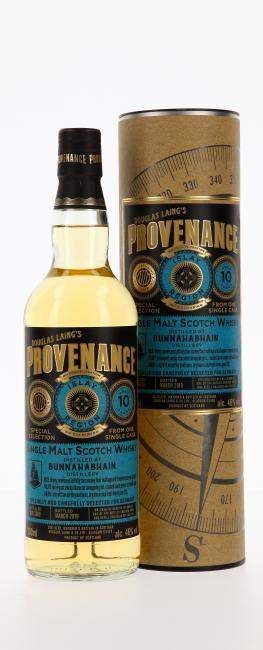 Bunnahabhain Provenance