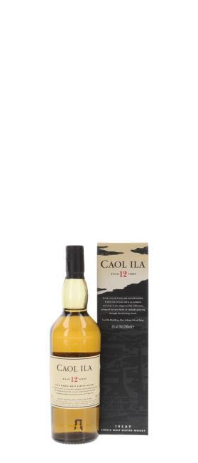 Caol Ila 0,2 Liter