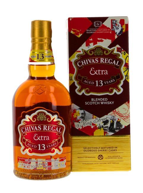 Chivas Regal Sherry Cask